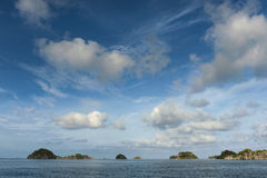 Раджа Ampat, западная Папуа, Индонезия Стоковые Изображения RF
