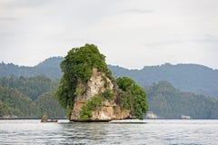 Раджа Ampat, западная Папуа, Индонезия Стоковые Фотографии RF