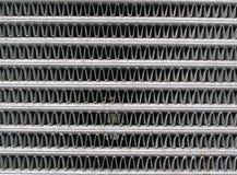 Радиатор двигателя охлаждая стоковое изображение