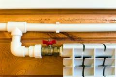 Радиатор топления Стоковые Изображения RF