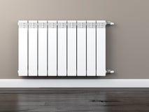 Радиатор центрального отопления Стоковая Фотография