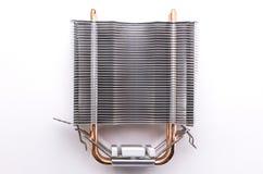 Радиатор C.P.U. ПК Стоковые Фотографии RF