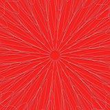Радиальная картина линий сложной формы Случайные несимметричные линии текстура бесплатная иллюстрация