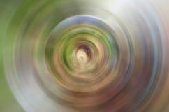 Радиальное движение нерезкости красит конспект для предпосылки Стоковое Изображение