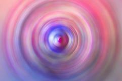 Радиальное движение нерезкости Стоковое Фото