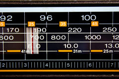 радиостанции Стоковое Изображение RF