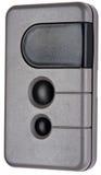 радиотелеграф передатчика консервооткрывателя гаража двери дистанционный Стоковое фото RF