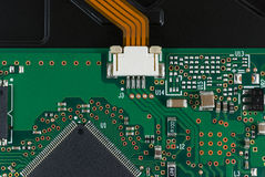 Радиотехническая схема Стоковые Фотографии RF