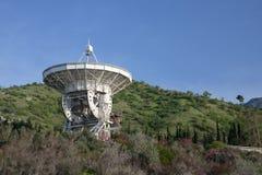 Радиотелескоп Стоковые Фото