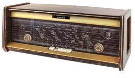 радио выреза старое Стоковая Фотография RF