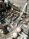 Радио диаграммы механотронное Стоковые Изображения RF
