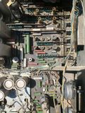 Радио диаграммы механотронное Стоковое Изображение RF