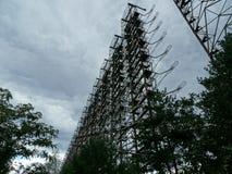 Радиолокатор Duga Стоковое Изображение