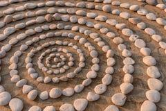 Радиус кругов стоковое изображение rf
