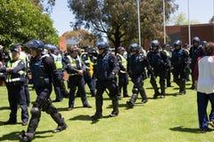 Ралли Австралии Reclaim - Melton Стоковое Изображение