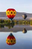 Ралли воздушного шара Prosser горячее Стоковая Фотография RF