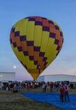 Ралли воздушного шара Prosser горячее Стоковая Фотография