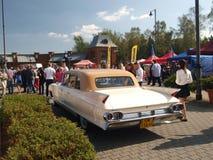 Ралли старых автомобилей Стоковое Фото