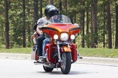 Ралли Южная Дакота Sturgis Стоковые Фото