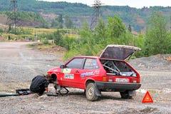 Ралли южное Ural 2012 Стоковое Изображение RF