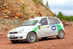 Ралли южное Ural 2012 Стоковая Фотография RF