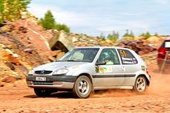 Ралли южное Ural 2012 Стоковые Фото