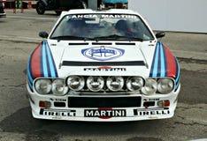 Ралли 037 Lancia Стоковые Изображения
