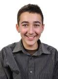 Радостный мальчик подростка Стоковая Фотография RF
