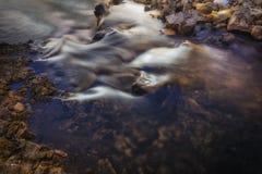 Радуга в воде Стоковая Фотография