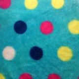 Радуга одеял Стоковая Фотография
