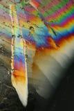 радуга покрашенная предпосылкой Стоковые Фотографии RF