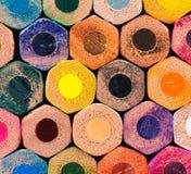 радуга предпосылки цветастая Стоковая Фотография RF