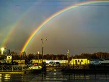 радуги 2 Стоковое Изображение RF