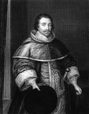 Ральф Hopton, 1-ый барон Hopton Стоковое Изображение