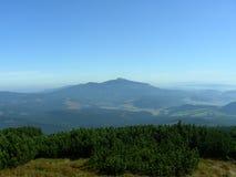 Ра ³ Babia GÃ горы Стоковая Фотография