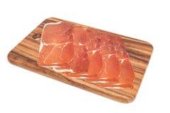 Рванутое мясо и сух-вылеченная ветчина от Испании стоковое фото rf