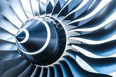 Реактивный двигатель Стоковое фото RF