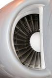 Реактивный двигатель стоковое фото