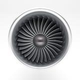 Реактивный двигатель Стоковое Изображение RF