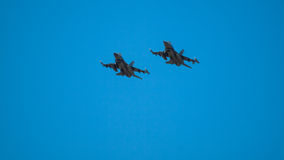Реактивный истребитель Стоковые Фото