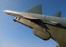 Реактивный снаряд, китайская армия Стоковое Фото