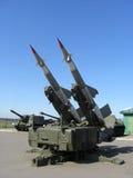 реактивный снаряд пусковой установки Стоковое Фото