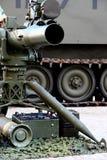 реактивный снаряд пусковой установки Стоковые Фото