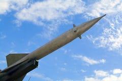 реактивный снаряд Стоковое фото RF