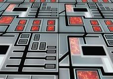 реактор предпосылки Стоковое фото RF