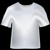 реалистическая рубашка t Стоковое Изображение RF