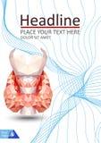 Реалистическая тироидная железа в низкое поли Человеческий 3d тиреоид, железа, Ла бесплатная иллюстрация