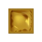 Реалистические пустые упаковывая wipes фольги влажные, упаковка еды или шаблон презерватива иллюстрация вектора
