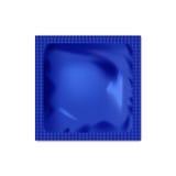 Реалистические пустые упаковывая wipes фольги влажные, упаковка еды или шаблон презерватива бесплатная иллюстрация