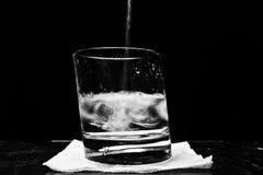 Реальное питье Стоковая Фотография RF